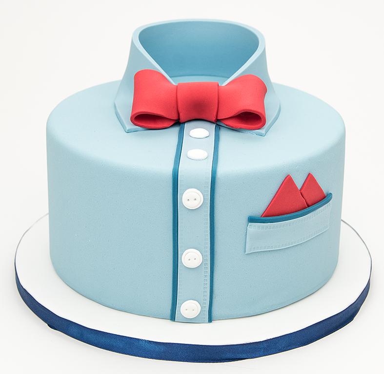 Geburtstagstorte fondant manner
