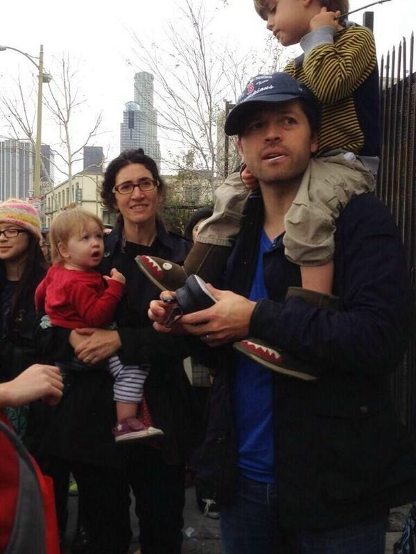 Misha, Vicki, West and Maison  during Amok in L.A.