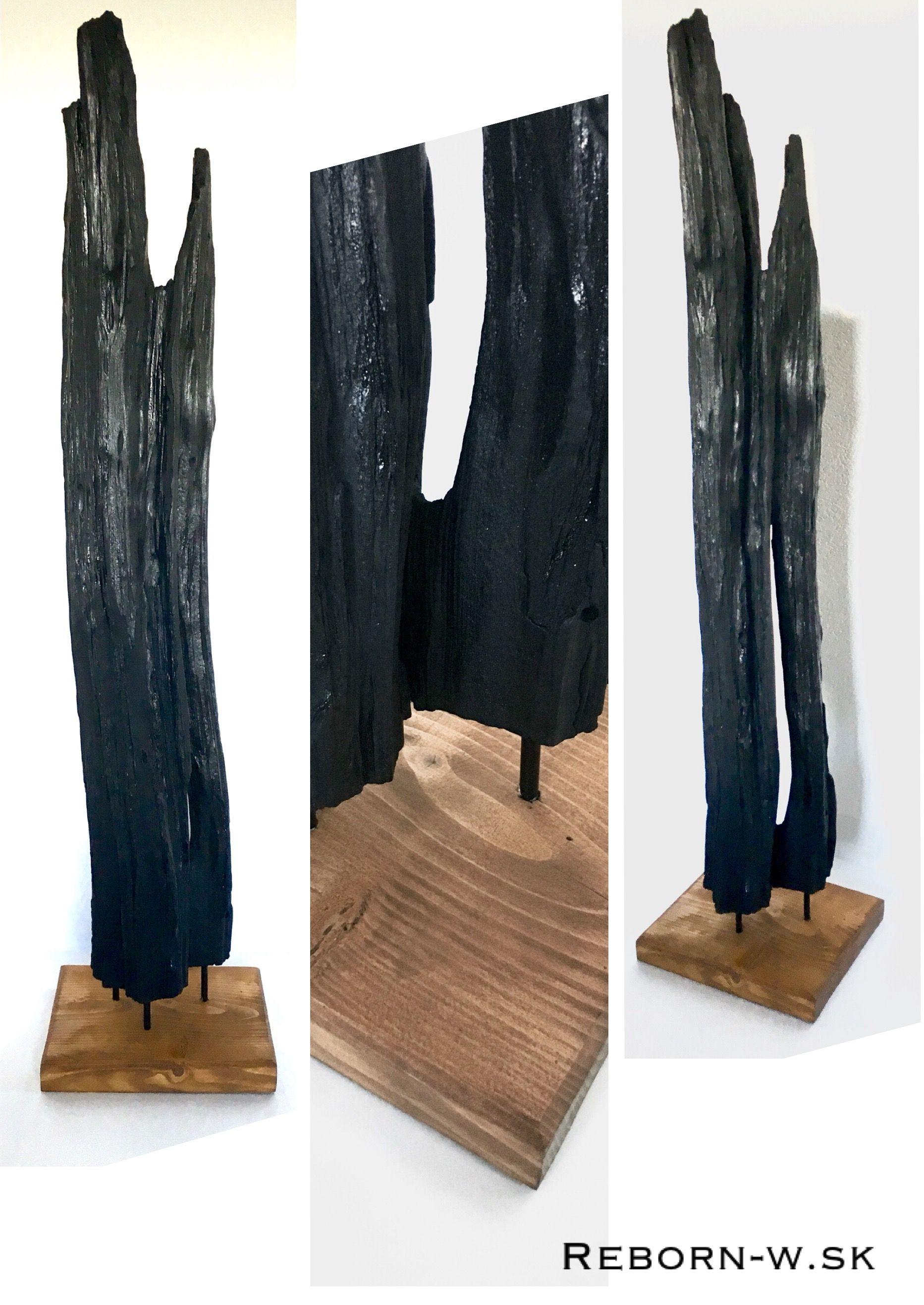 ‼️Ďalšia krásna ručne vyrobená drevená dekorácia zo starého dreva 🌲🔝👊🏽  Nechajte sa spolu s nami uniesť a inšpirovať krásou, ktorú pre nás vytvorila príroda. 🍀🌸💚  http://reborn-w.sk/sculptures/20-drevena-dekoracia-brownie.html  #woodsculptures #handmade #decoration #wooddesign #returntuthenature #bedifferent #oldwood #home #living #rebornwsk