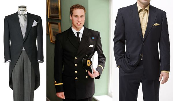 dress code uniforms morning coat or lounge suits dress