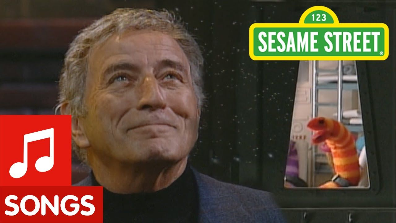 Slimey has touched down on the lunar surface and in doing so has gained the admiration of Tony Bennett. Listen to this crooner, sing praises of the brave lit...
