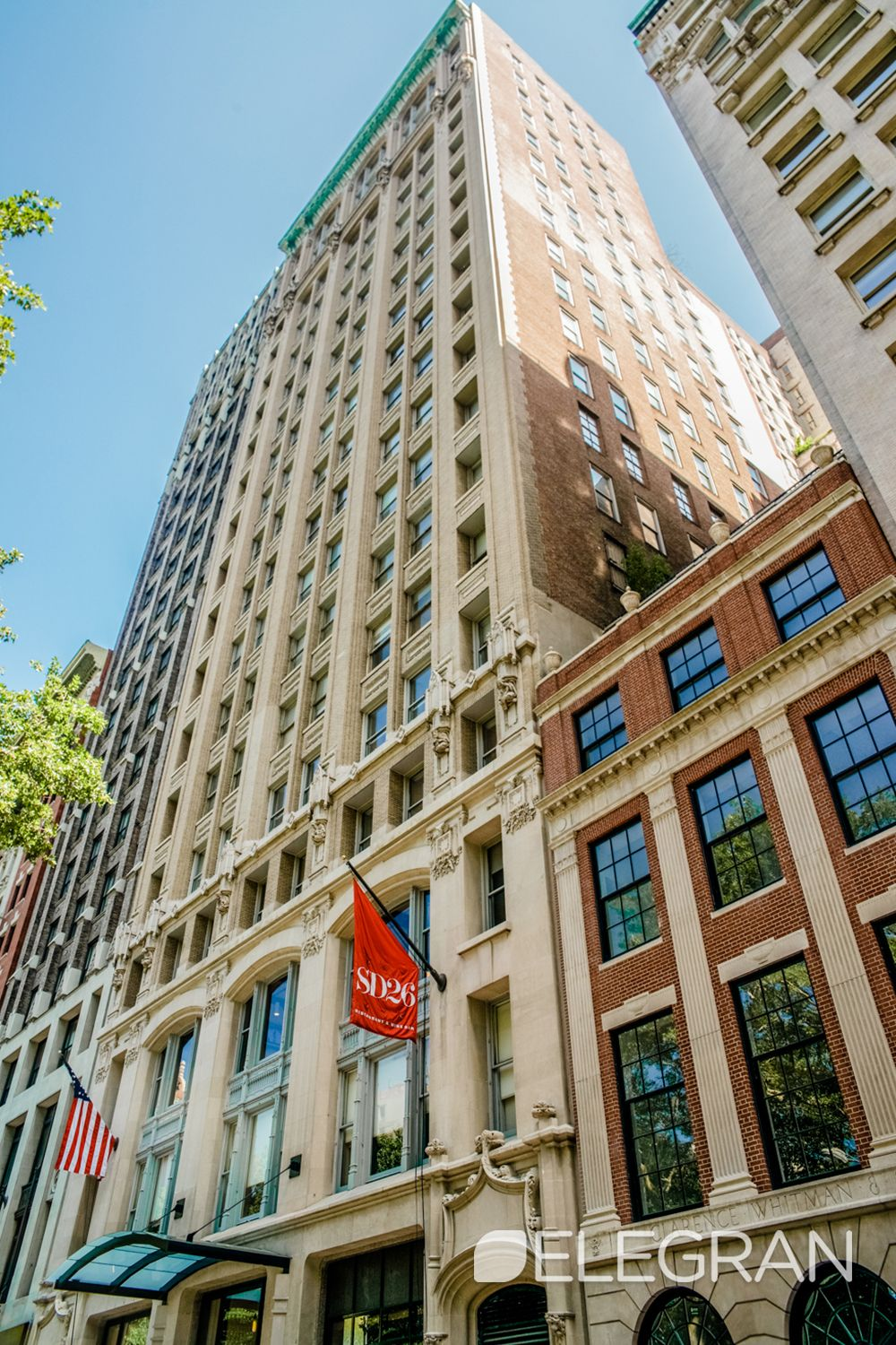 15 madison square north is one of the few prewar