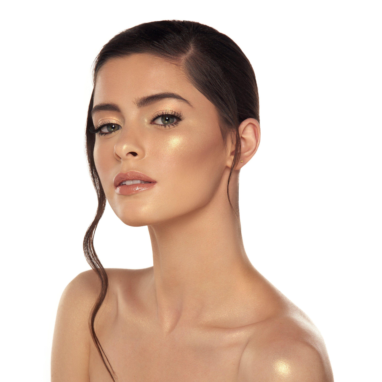 Diamond Glow Powder Gold Digger Artist couture, Sephora