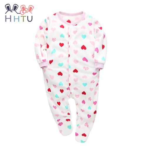47462e8c1 HHTU Baby Rompers clothes long sleeved coveralls for newborns Boy ...