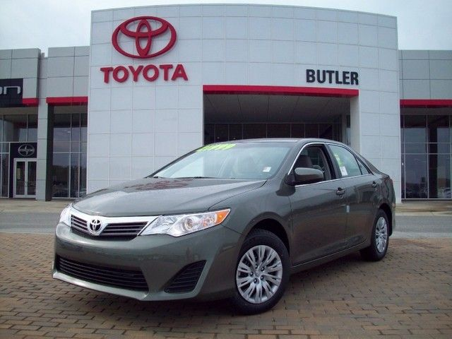 2012 Toyota Camry L Butler Toyota In Macon, GA