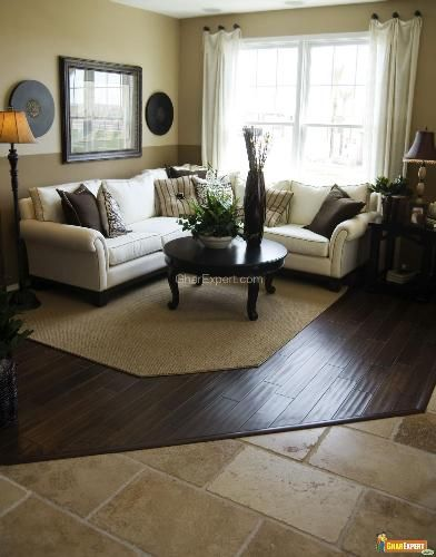 living room flooring ideas | Flooring ideas for living room | Kris ...