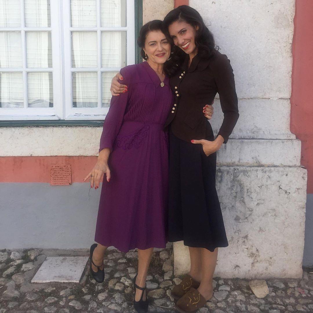 Filming A Espia In Portugal Danielaruah Repost Mariacostas