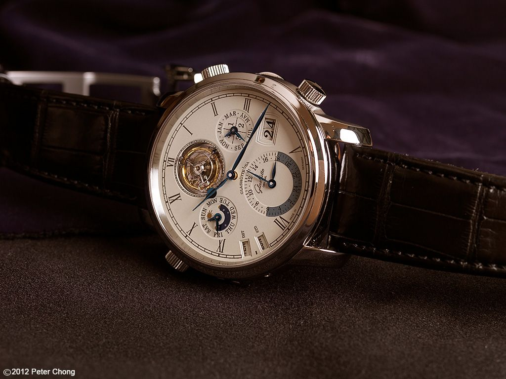 Glashutte Original Cosmopolite Tourbillon