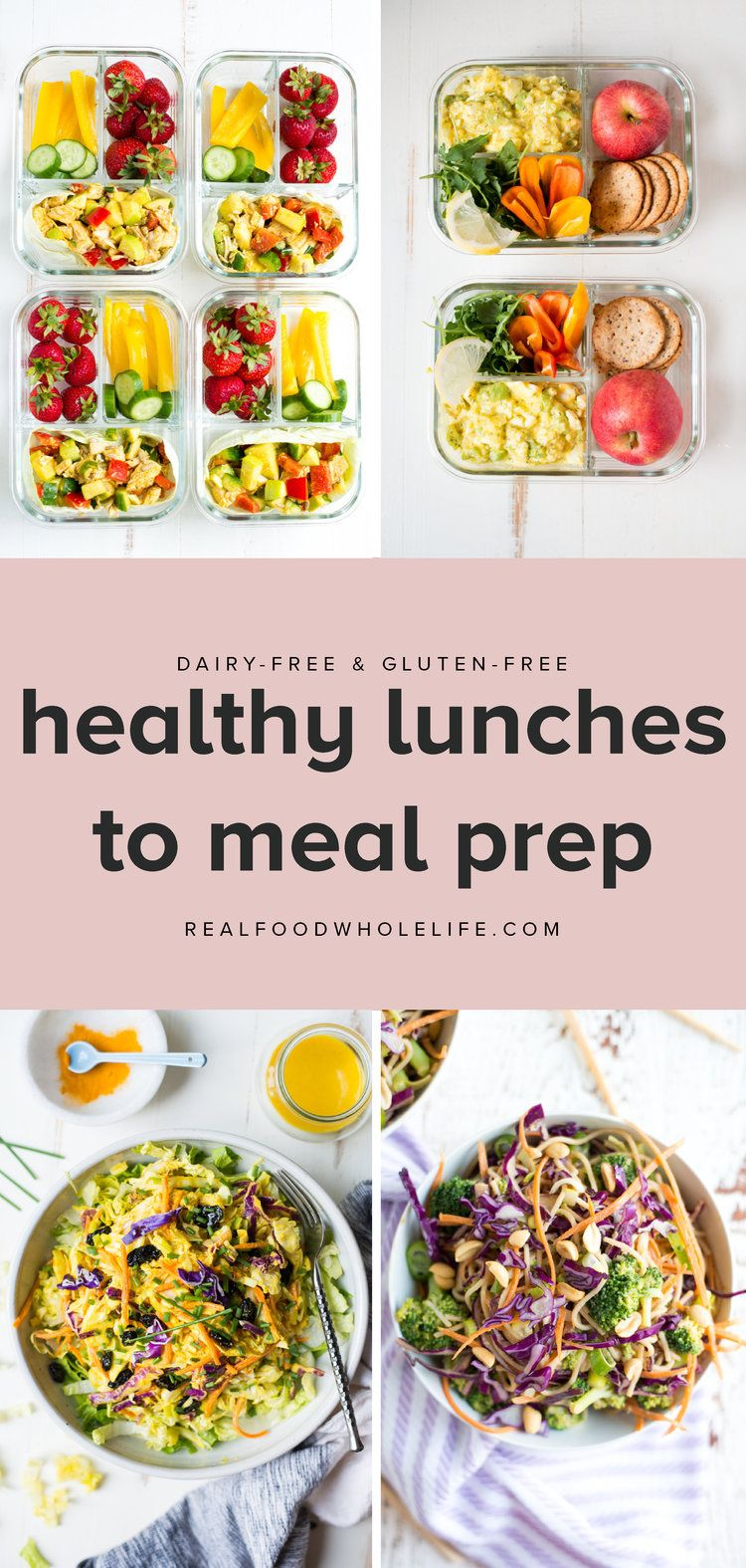 34 Ridiculously Easy Healthy Lunches To Meal Prep Easy Healthy