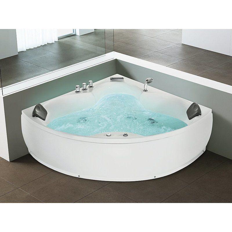 baignoire d angle baignoire balneo