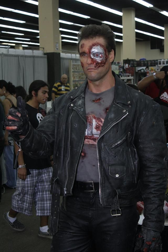 T 800 Terminator From Terminator 2 Judgment Day