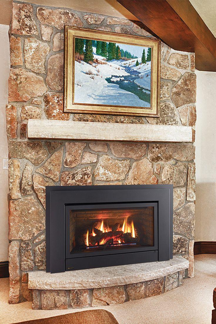 Regency E33 Gas Fireplace Insert Gas Fireplace Insert Fireplace