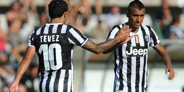 Carlos Tevez Merasa Conte Seperti Ferguson - http://www.sundul.com/berita-bola/liga-italia/2013/08/carlos-tevez-merasa-conte-seperti-ferguson/