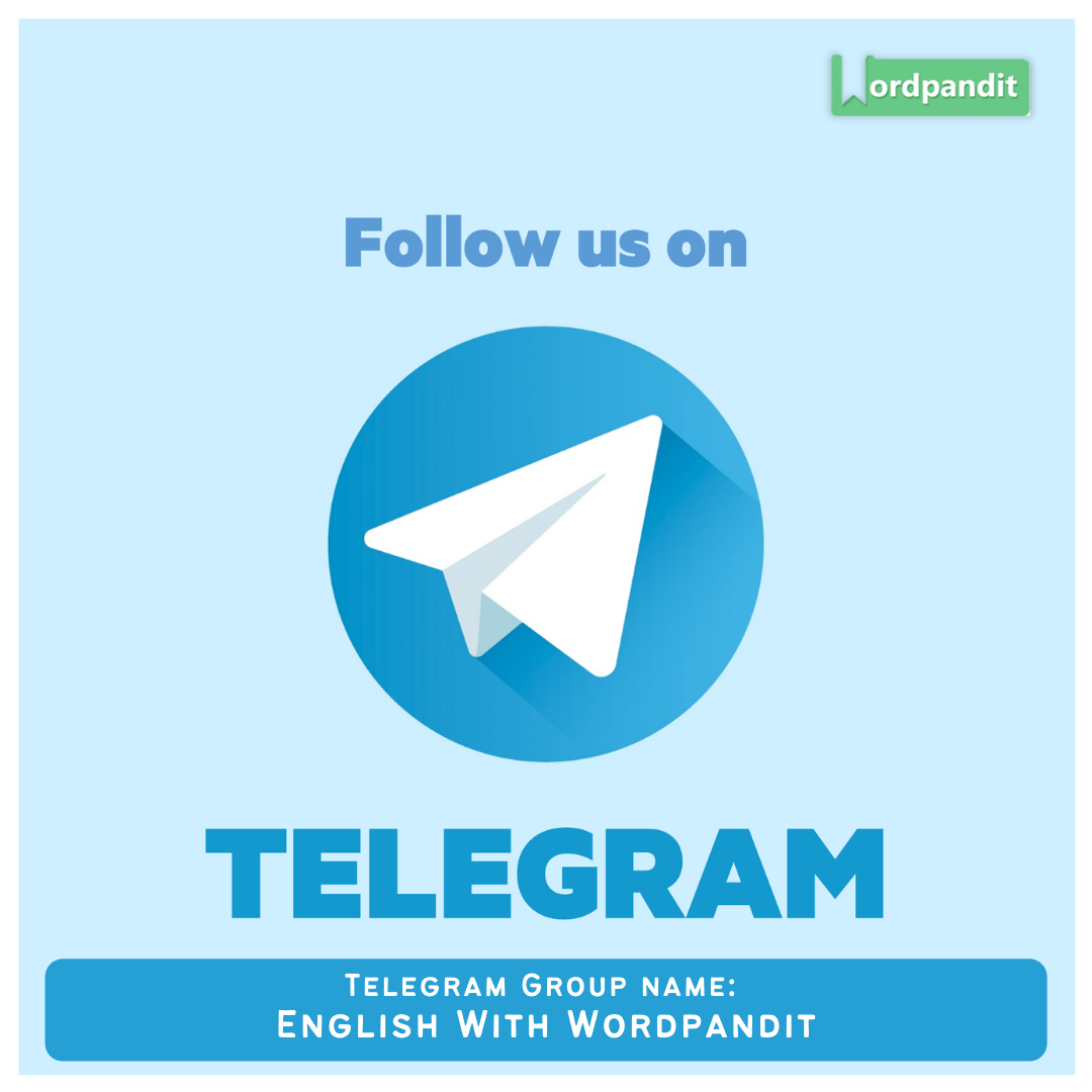 On 2 Feb 2021 We Are Coming Back With Our Highly Interactive Telegram Quizzes Twice A Week At 8 Pm Join Our Telegram Grou In 2021 Confusing Words Learn English Vocab