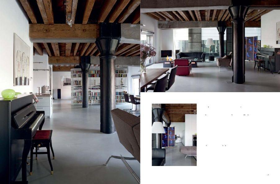 St. Job Rotterdam Loft Interieurs   Ideeën voor het huis   Pinterest ...
