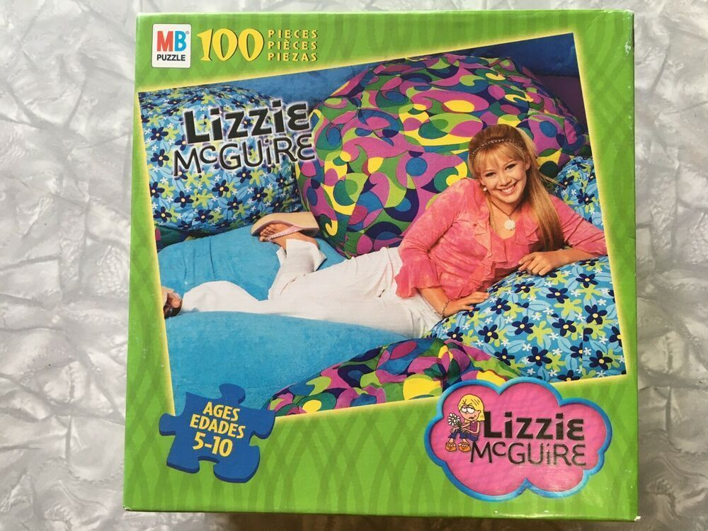 2003 Lizzie McGuire 100 Piece Jigsaw Puzzle Disney NEW Sealed Box Milton Bradley #MiltonBradley #lizziemcguire 2003 Lizzie McGuire 100 Piece Jigsaw Puzzle Disney NEW Sealed Box Milton Bradley #MiltonBradley #lizziemcguire 2003 Lizzie McGuire 100 Piece Jigsaw Puzzle Disney NEW Sealed Box Milton Bradley #MiltonBradley #lizziemcguire 2003 Lizzie McGuire 100 Piece Jigsaw Puzzle Disney NEW Sealed Box Milton Bradley #MiltonBradley #lizziemcguire