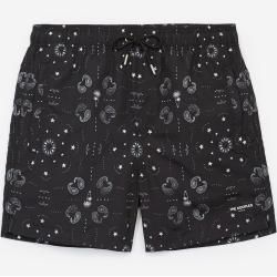 The Kooples - Bedruckte Badehose mit Bandana-Motiv - Damenthekooples.com #stylishmen