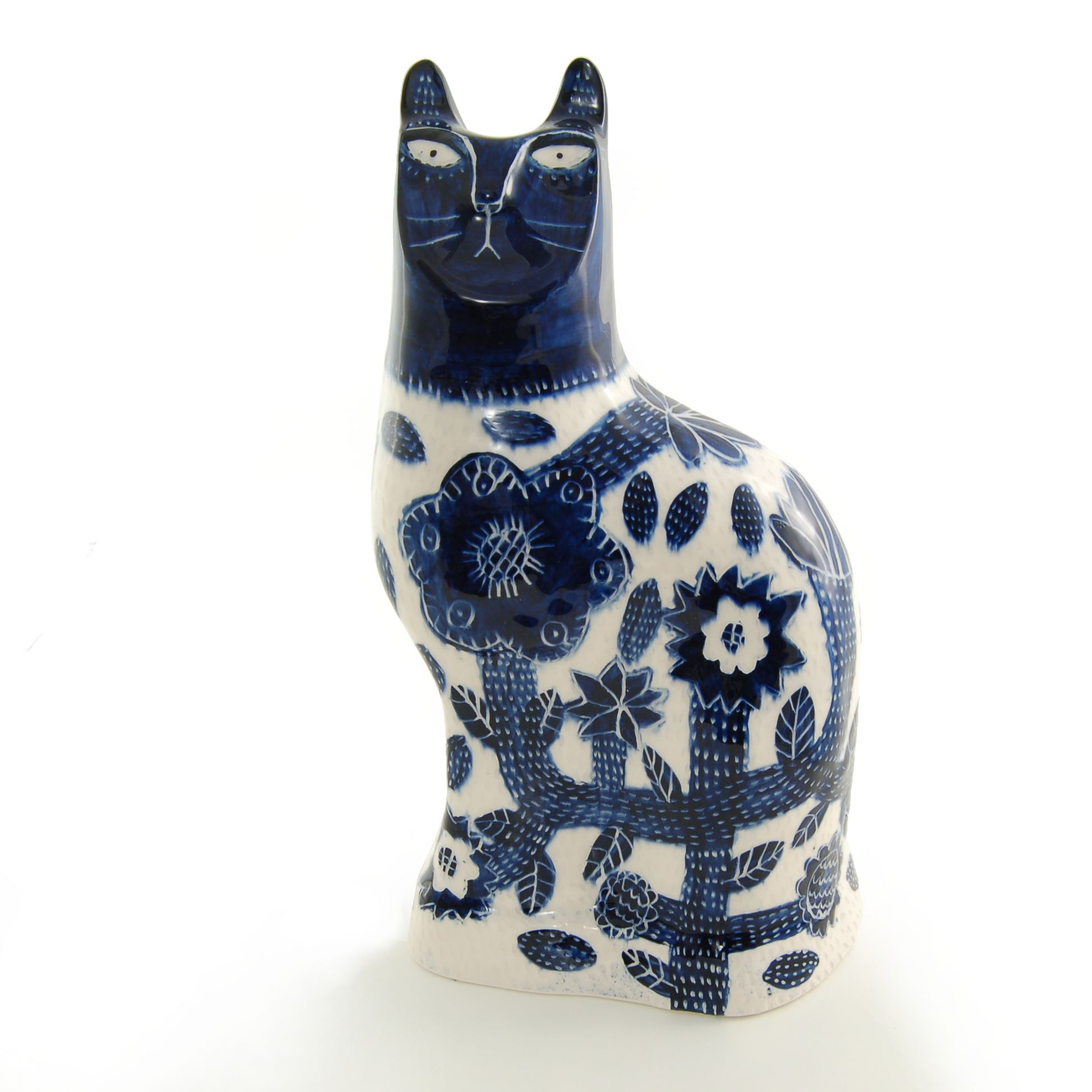 Beautiful Blue. Vicky lindo Ceramics. info@vickylindo.co.uk