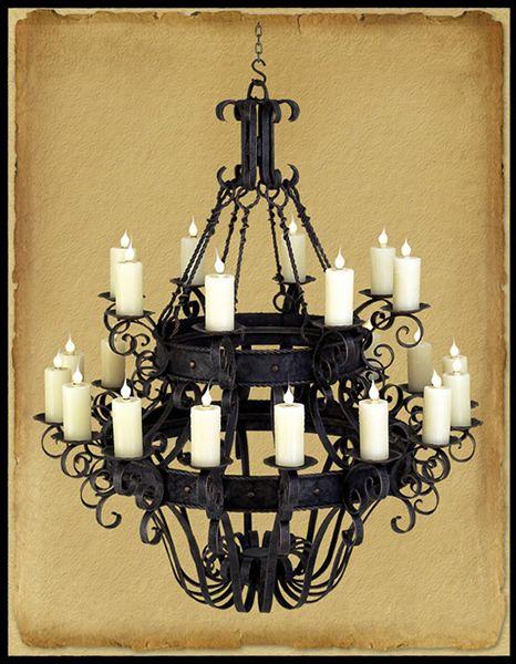 Ch9031 mediterranean spanish style iron chandelier spanish ch9031 mediterranean spanish style iron chandelier aloadofball Images