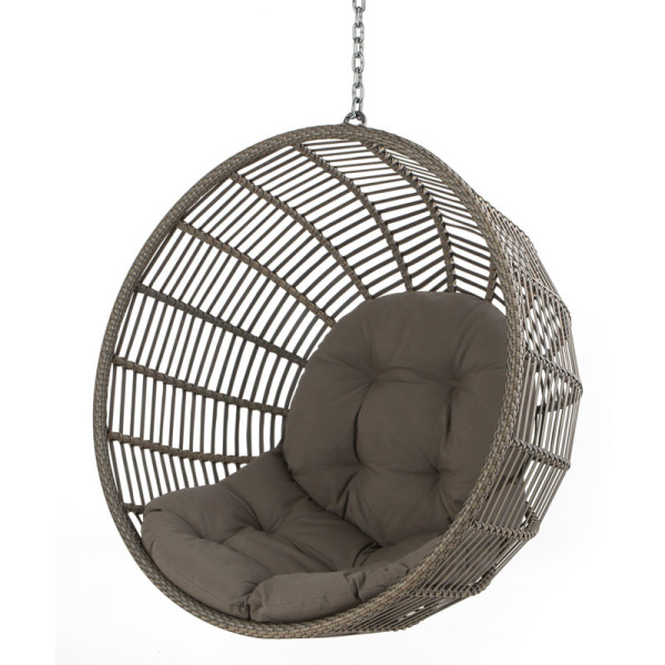 Luna Pod Hanging Chair Mobelli Furniture Living Hanging Chair Chair Pod Chair