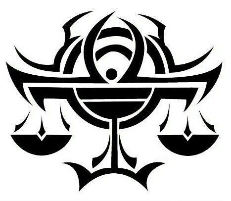 33+ Tatouage tribal signe astrologique balance ideas in 2021