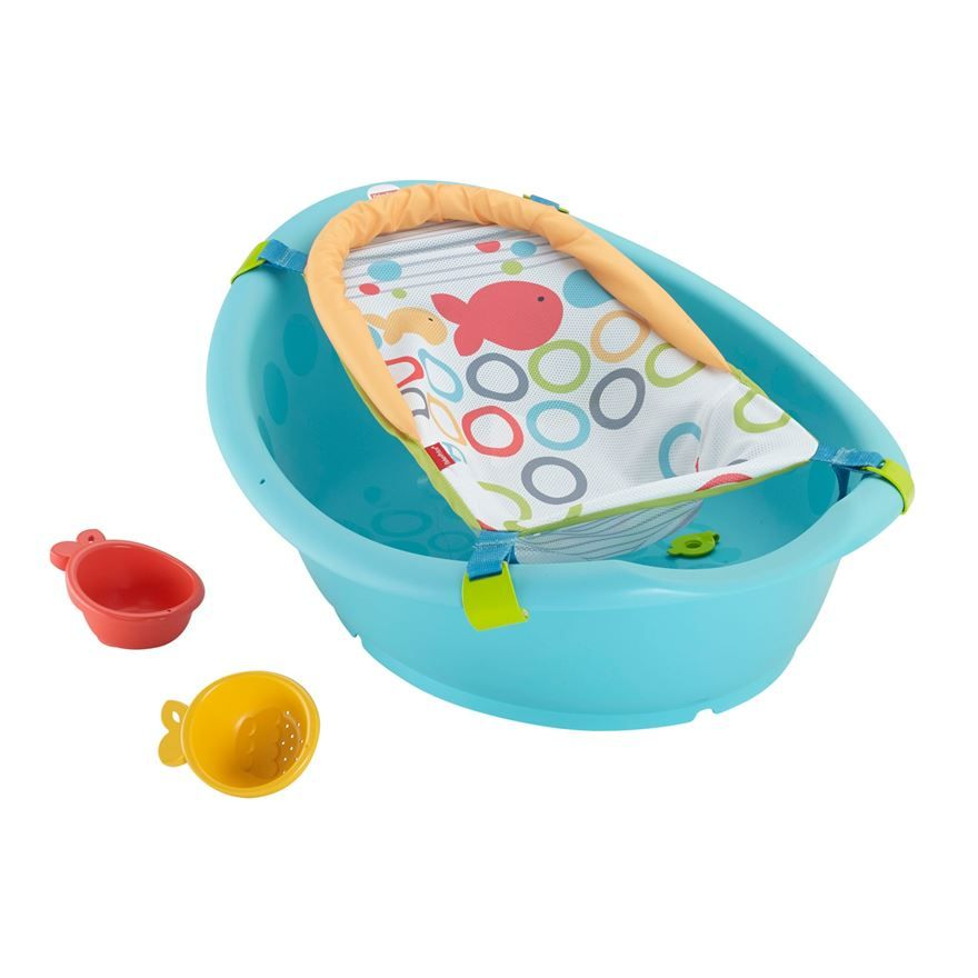 Fisher Price Rinse And Grow Tub Image