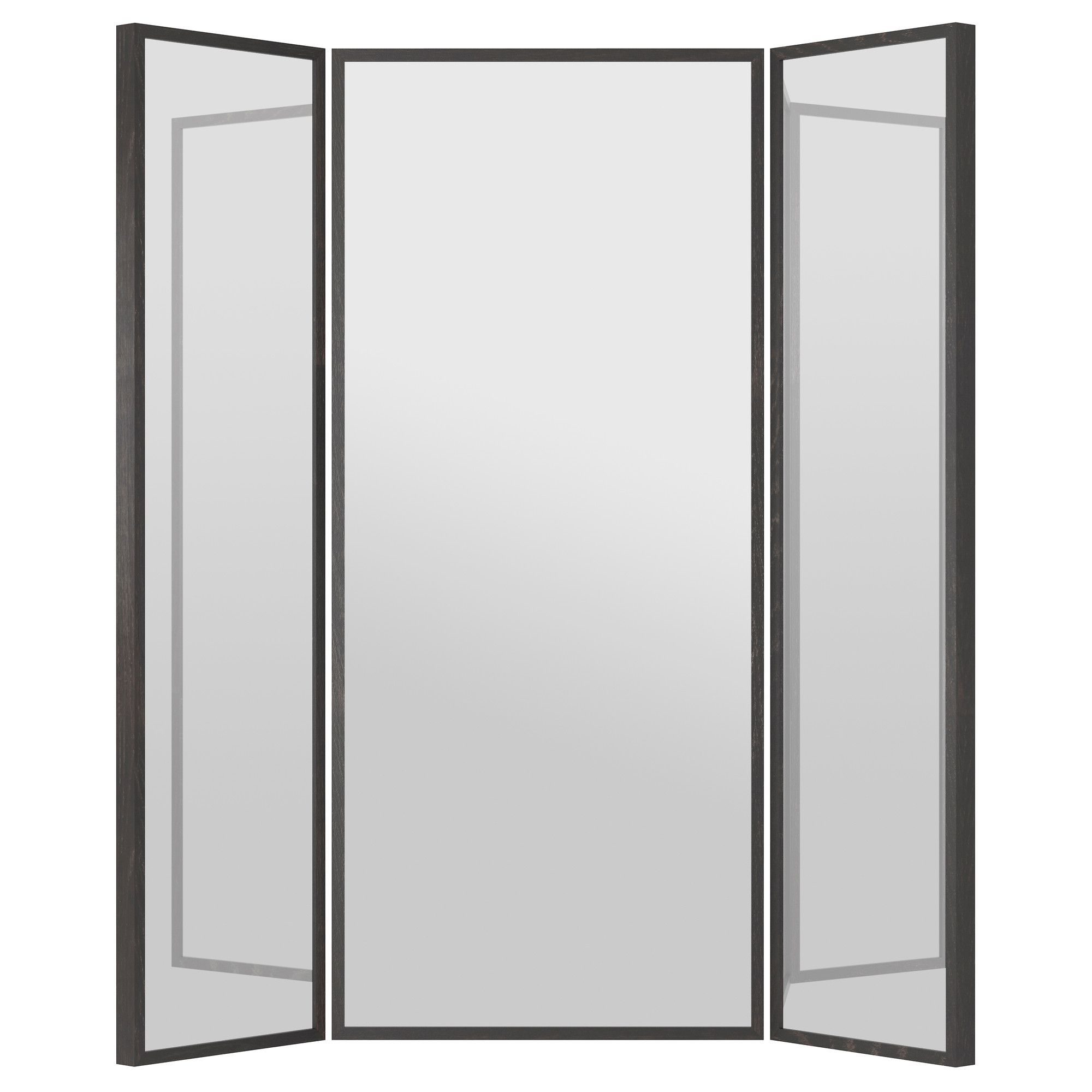 Products Stave Mirror Ikea Stave Mirror Trifold Mirror Full length 3 way mirror
