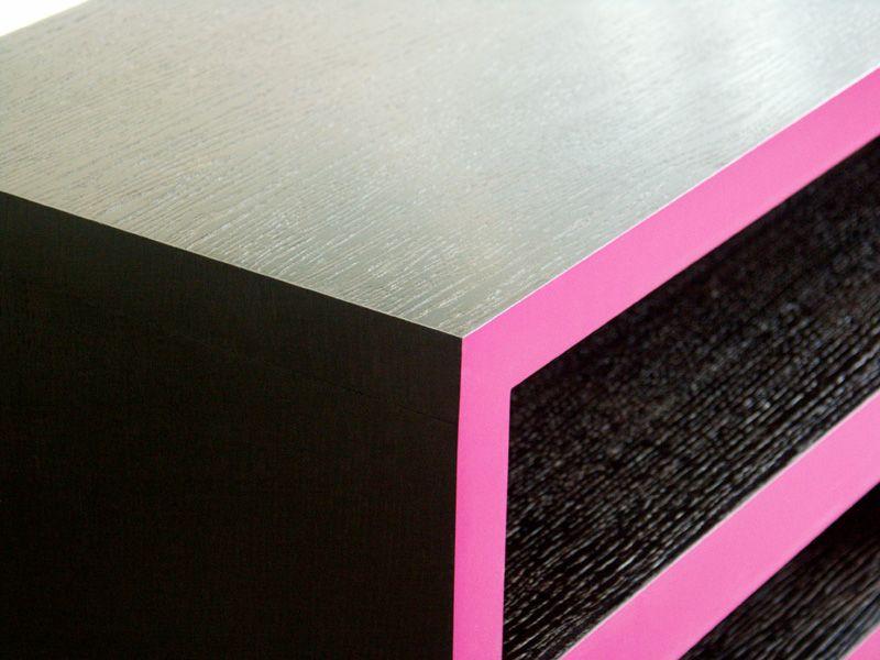 buffet bas contour lisa lejeune cr ation r fs la fabrique pinterest lisa. Black Bedroom Furniture Sets. Home Design Ideas