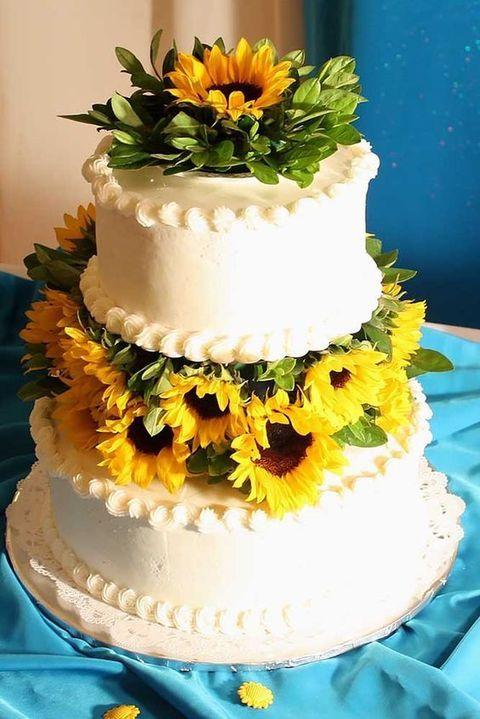 90 Cheerful And Bright Sunflower Wedding Ideas | Wedding | Pinterest ...