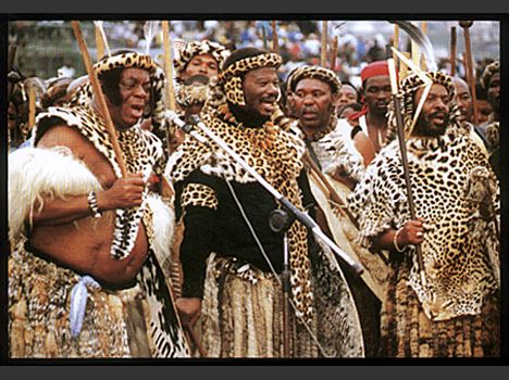 zulu tribe An edict by the king of the zulus to bring back circumcision for  but health  officials working with south africa's second largest tribe, the xhosa.