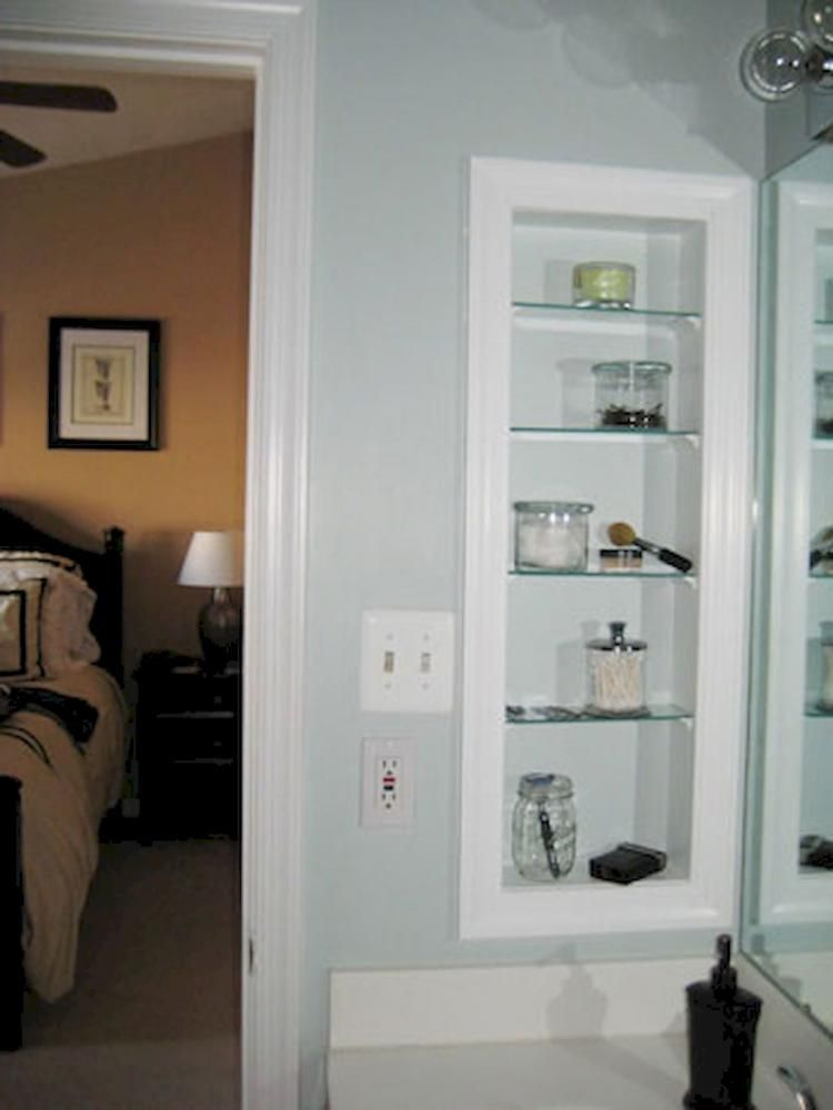40 easy master bathroom organization ideas  old medicine
