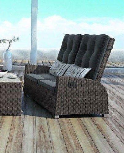 House Attack Gartenmöbel bondomus kollektion 2er sofa barcelona gartenmöbel möbel