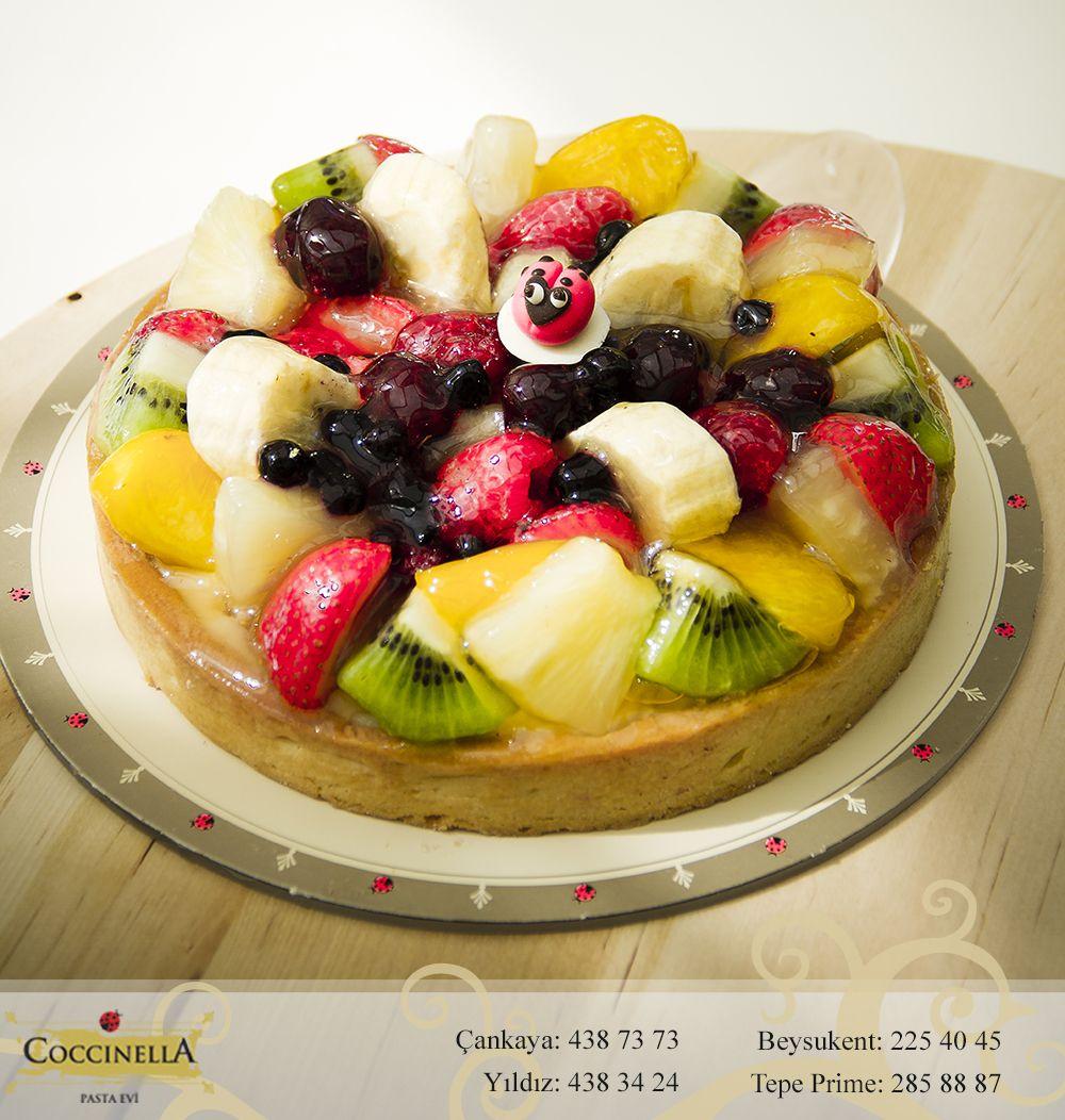 Birbirinden lezzetli pastalar ile keyif dolu dakikalar Coccinella Pasta Evinde sizleri bekliyor...