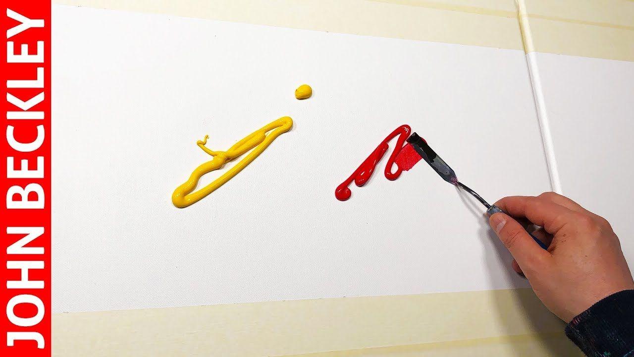 peinture abstraite facile pour d butants saburro recettes cuisiner peinture abstraite. Black Bedroom Furniture Sets. Home Design Ideas