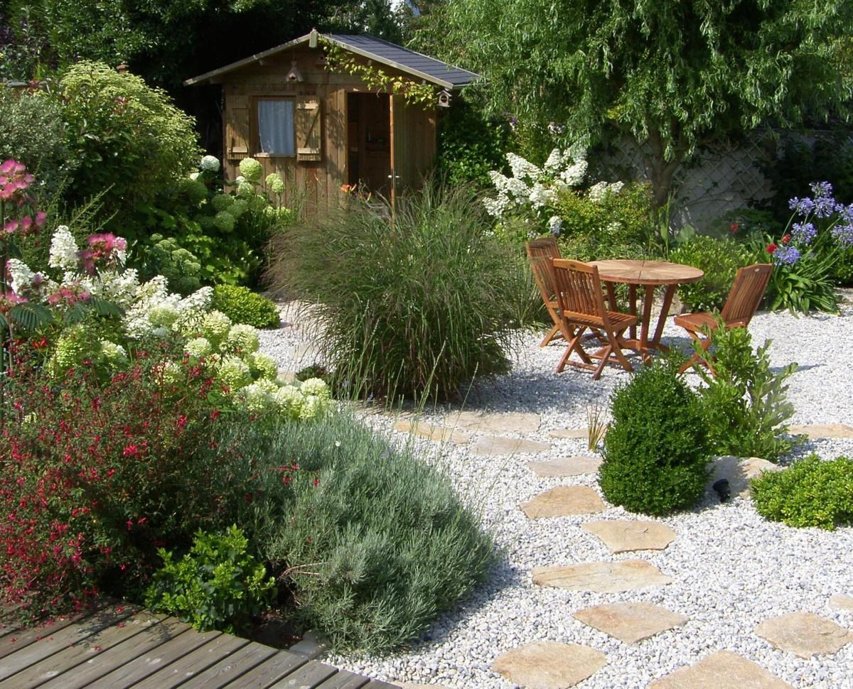 Cr er et am nager son all e avec nature et prestige for Decoration jardin mediterraneen