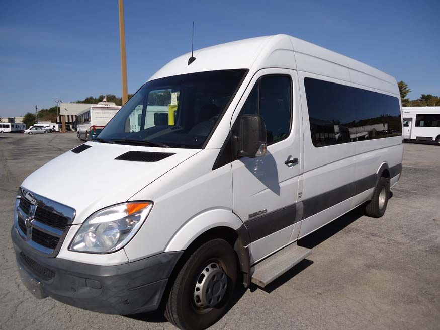 Dodge Sprinter 3500 Front Buses For Sale Van Life Land Rover