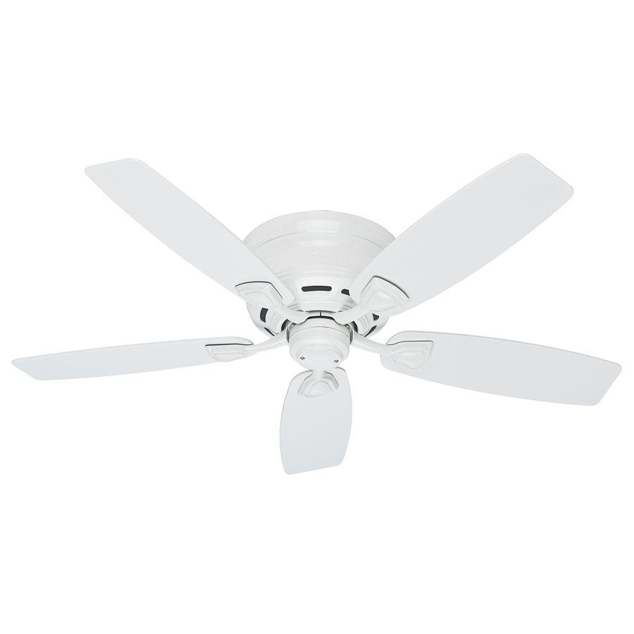 Sea Wind 48 In Indoor Outdoor Matte Black Ceiling Fan
