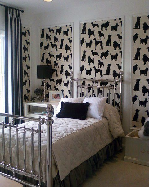 Dog Wallpaper For Walls must love dogs: wallpaper inspiredour best friends | dog