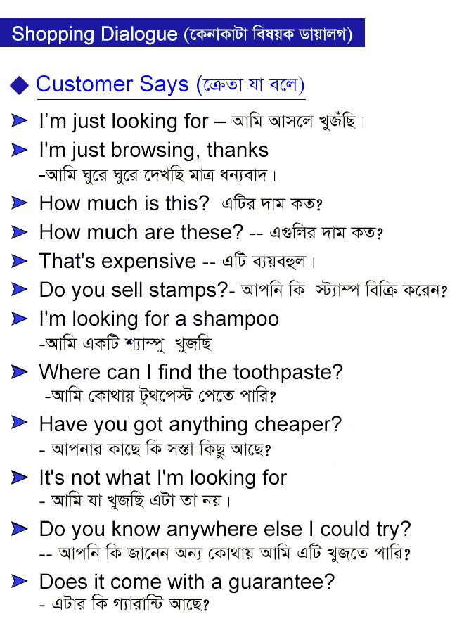 SPOKEN ENGLISH WITH BENGALI KNOW THE MEANING OF BENGALI AND