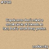 Capricorn facts x