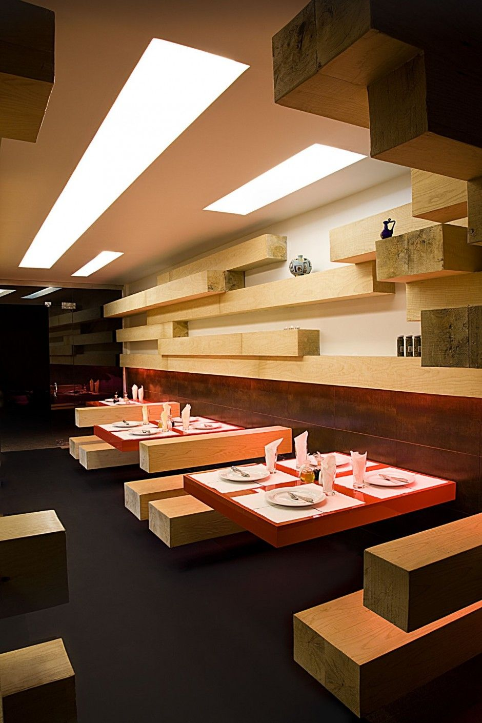 Restaurant Interior Design Ideas art decor home designs marvelous asian restaurant interior wwwstepinit Ator Restaurant Design By Expose Architecture Architecture Interior Design Ideas And Online Archives