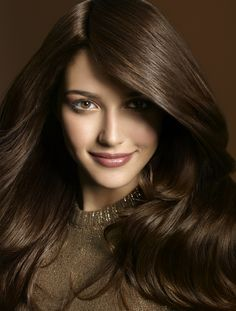 The Rich Cool Medium Brown Hair Color I M Shooting For