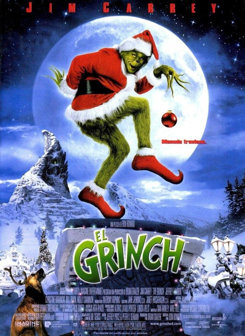 Ver How The Grinch Stole Christmas Online Gratis 2000 Hd Pelicula Completa Espanol The Grinch Movie Christmas Movies Best Holiday Movies