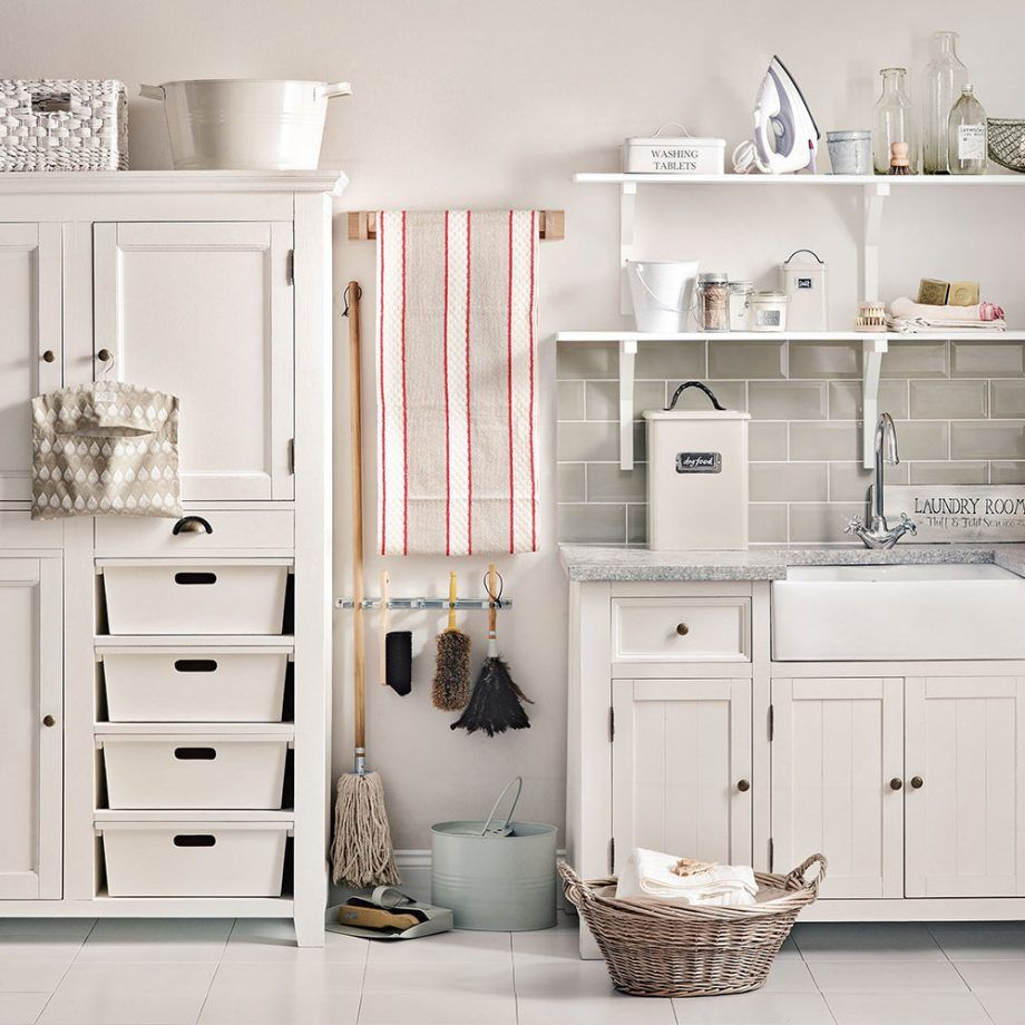 18 Easy Budget Decorating Ideas That Won T Break The Bank: Pin On Laundry Rooms