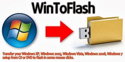 wintoflash professional license key تحميل