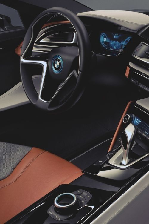 Bmw Interior Black Dynamic Refined Blue 3 Metallic Outline Leather
