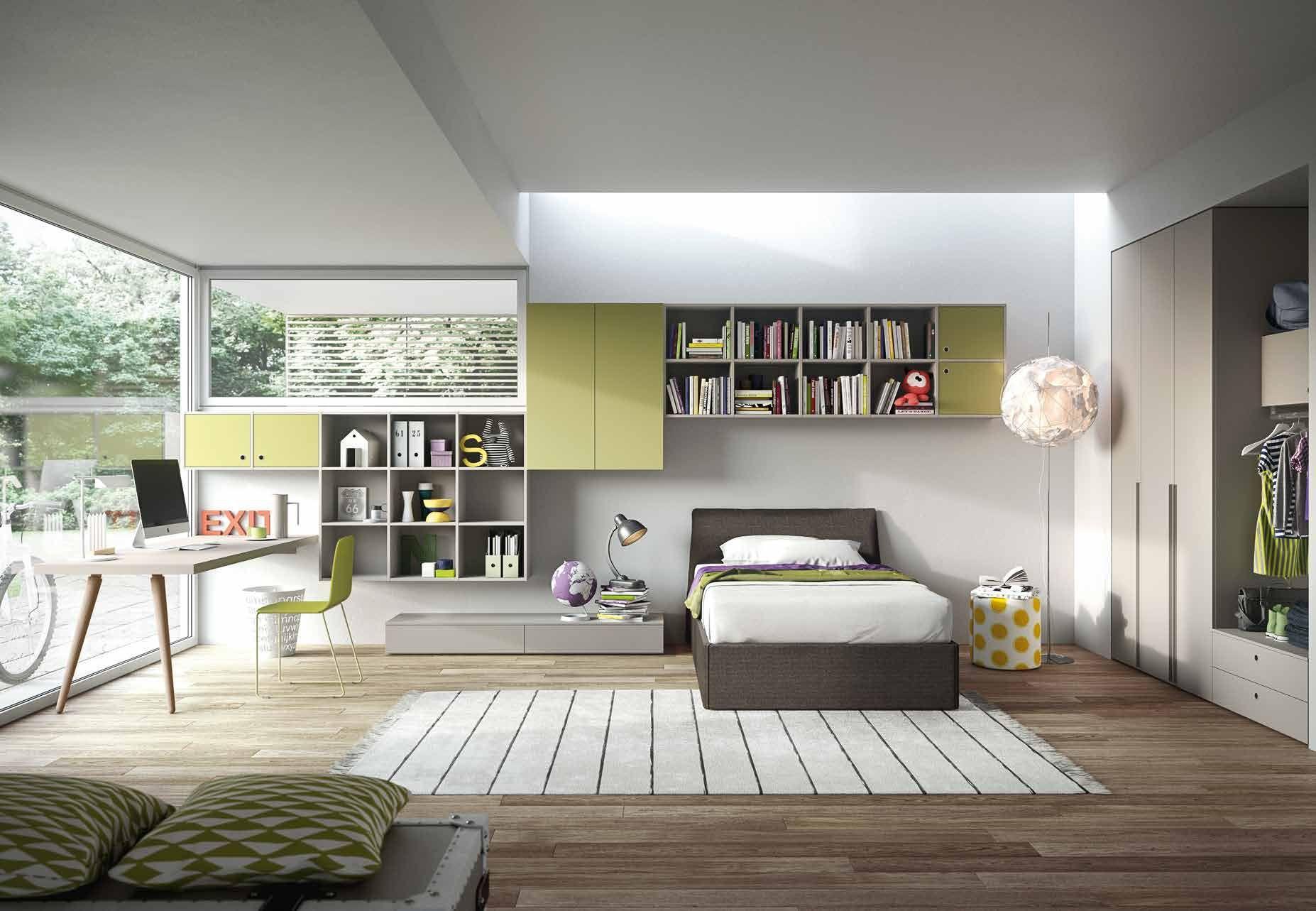 Lima Bedroom Furniture Muebles Pulido Decoracion E Interiorismo Madrid Juvenil Verde