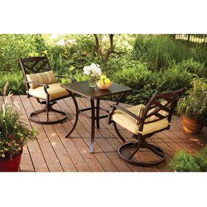 298 walmart better homes and gardens sonoma falls 3 - Better homes and gardens bistro set ...