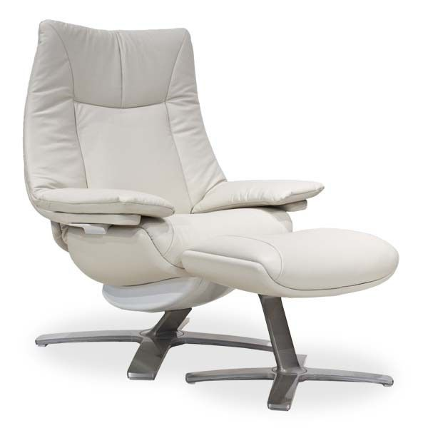 Casual Revive Recliner Ivory Cantoni Furniture Modern Furniture Living Room Modern Furniture