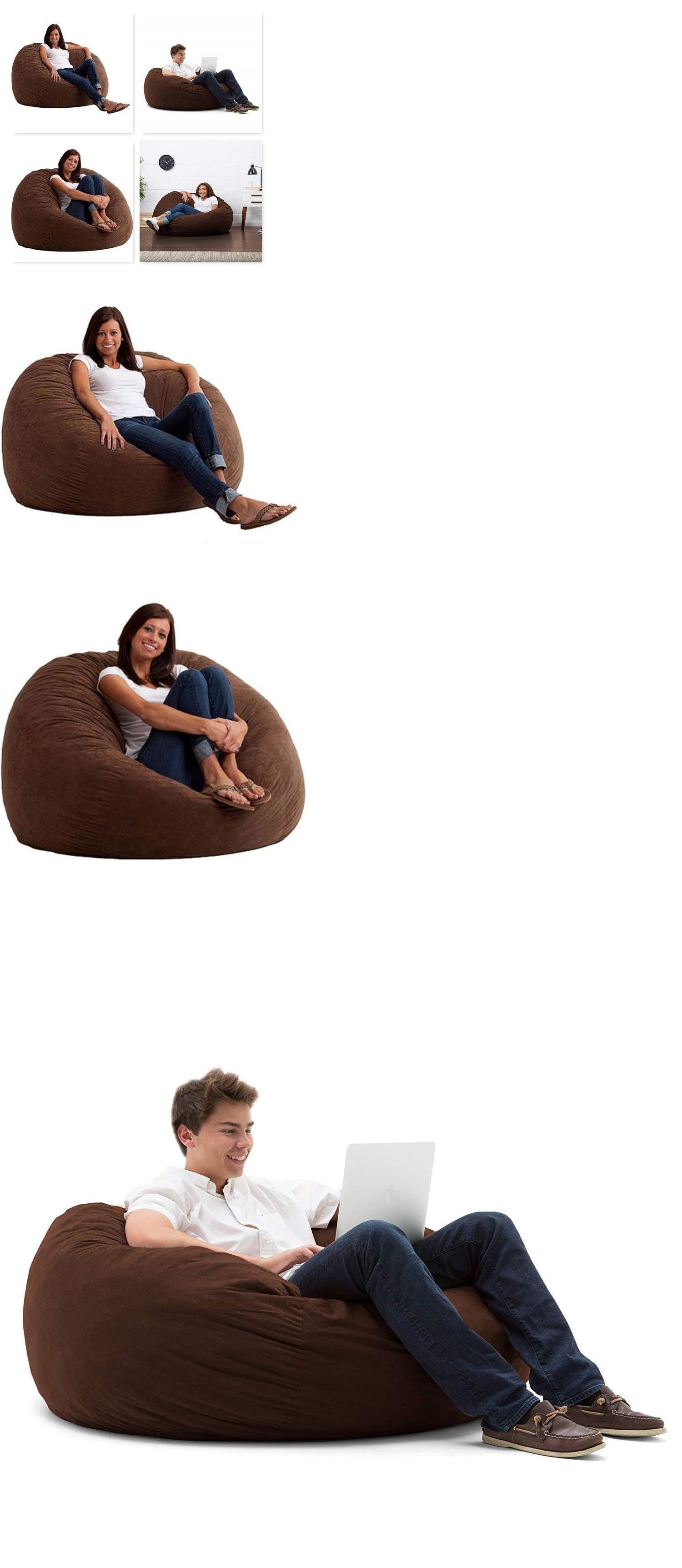 Magnificent Bean Bags And Inflatables 48319 Giant Bean Bag Chair Huge Unemploymentrelief Wooden Chair Designs For Living Room Unemploymentrelieforg